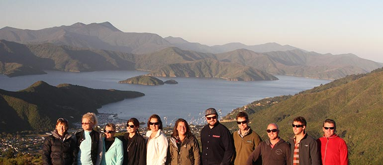 Wilderness Guides Marlborough Sounds