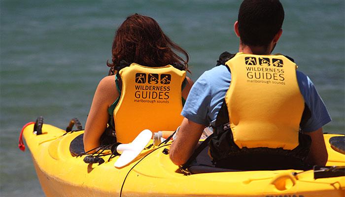 Kayak Rental | Wilderness Guides